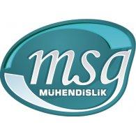 Logo of MSG Muhendislik