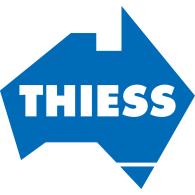 Logo of Thiess