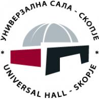 Logo of Universal Hall - Skopje