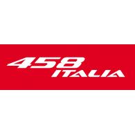 Logo of 458 Italia