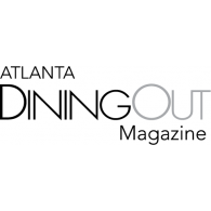 Logo of DiningOut Atlanta Magazine