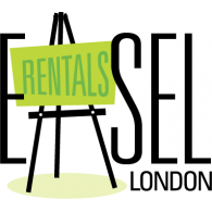 Logo of Easel Rentals London