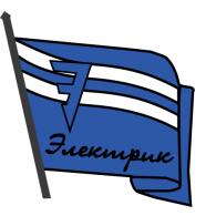 Logo of FC Electric Leningrad