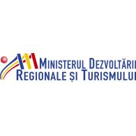 Logo of Ministerul Dezvoltarii Regionale si Turismului