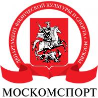Logo of Москомспорт