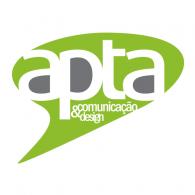Logo of Apta Comunicação & Design