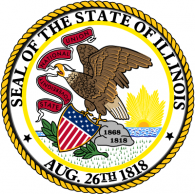 Logo of State of Illinois