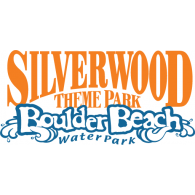 Logo of Silverwood Theme Park & Boulder Beach Water Park