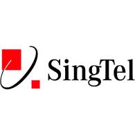 Logo of SingTel