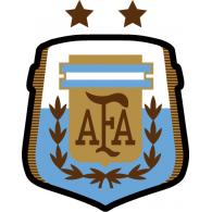 Logo of AFA Copa del Mundo Brasil 2014