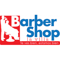 Logo of Barrber Shop La Villa