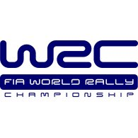 Logo of FIA World Rally Championship