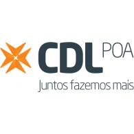 Logo of CDL Porto Alegre