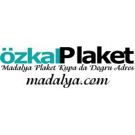 Logo of ozkal plaket