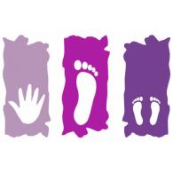Logo of hands & feet studio