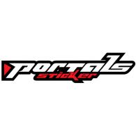 Logo of Portals Sticker