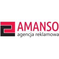 Logo of AMANSO agencja reklamowa