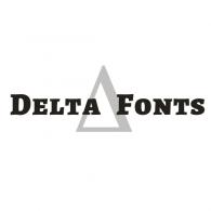 Logo of Delta Fonts