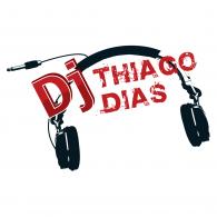 Logo of DJ Thiago Dias
