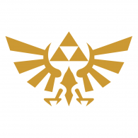 Logo of The Legend of Zelda - Hyrulian Crest