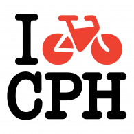 Logo of I bike CPH