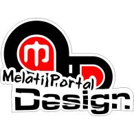 Logo of Melati Portal Design