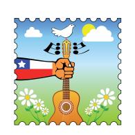Logo of Estampilla de La Paz