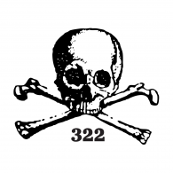 Logo of Skull and Bones Society