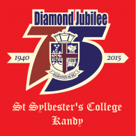 Logo of St Sylbester's College Kandy