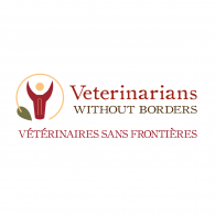 Logo of Veterinarians Without Borders / Vétérinaires Sans Frontières