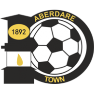 Logo of Aberdare Town Football Club, Wales