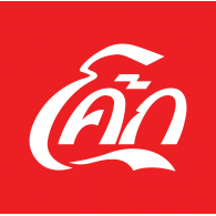 Logo of Coke Thailand
