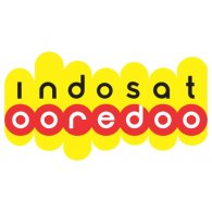Logo of Indosat Ooredoo