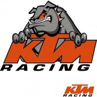 Logo of KTM Racing
