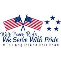 Logo of Mta Lirr We Serve With Pride