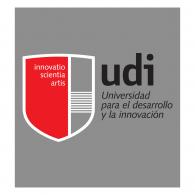 Logo of UDI - Universidad para el Desarrollo y la Innovación