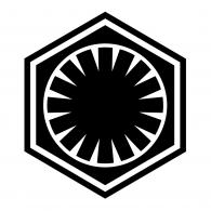 Logo of Star Wars First Order