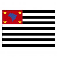 Logo of Bandeia Estado São Paulo