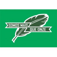Logo of Somos mais que onze Chapecoense