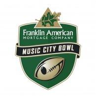 Logo of Music City Bowl