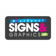Logo of Blackpool Signs & Graphics Ltd.