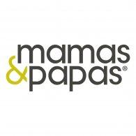 Výsledek obrázku pro mamas & papas logo