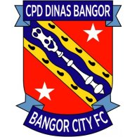 Logo of Bangor City FC