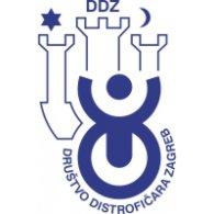 Logo of Društvo Distrofičara Zagreb
