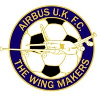 Logo of Airbus UK FC Broughton