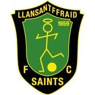 Logo of Llansantffraid FC