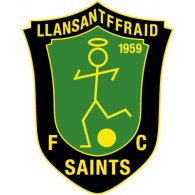 Logo of Llansantffraid FC