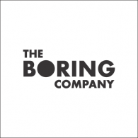 Logo of The Boring Company