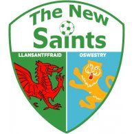Logo of The New Saints Llansantffraid FC