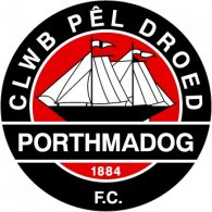 Logo of Porthmadog FC